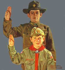 Scout Sign